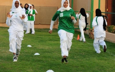 Saudi Arabia to let girls take part in sports activities at school