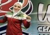Iran's Daryaei wins gold at Sanda World Cup